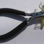 Minipliers hPa. Pinza para pesca ligera