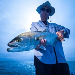 Las experiencias de pesca para el Anjova
